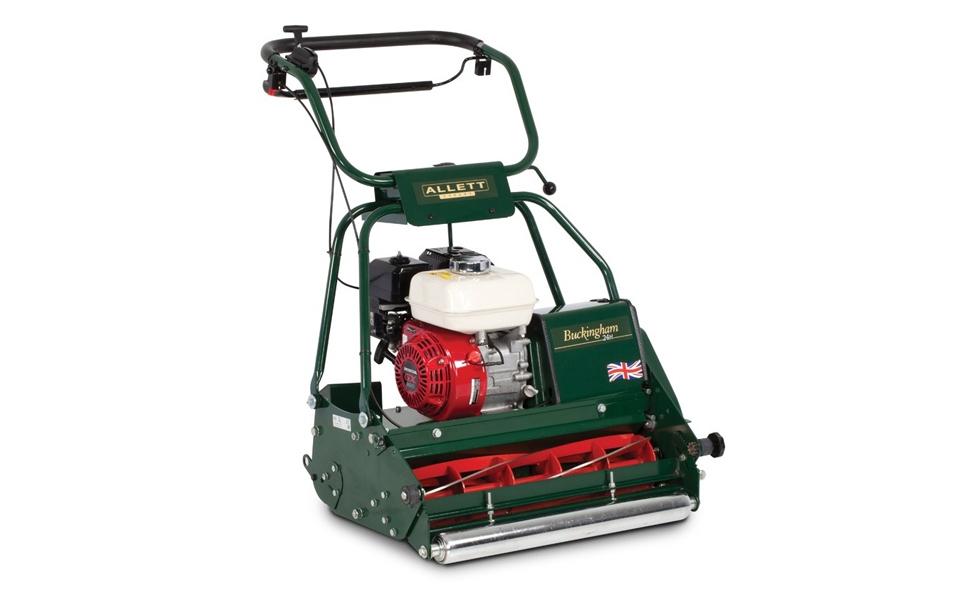Allett Mowers | T & H Power Products Burscough